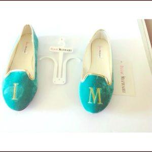 Isaac Mizrahi Slippers, Size 9
